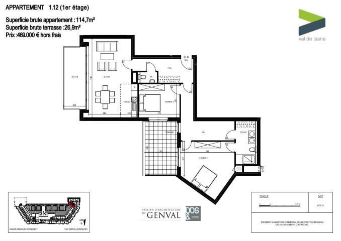 Appartement - Genval - #2285370-14