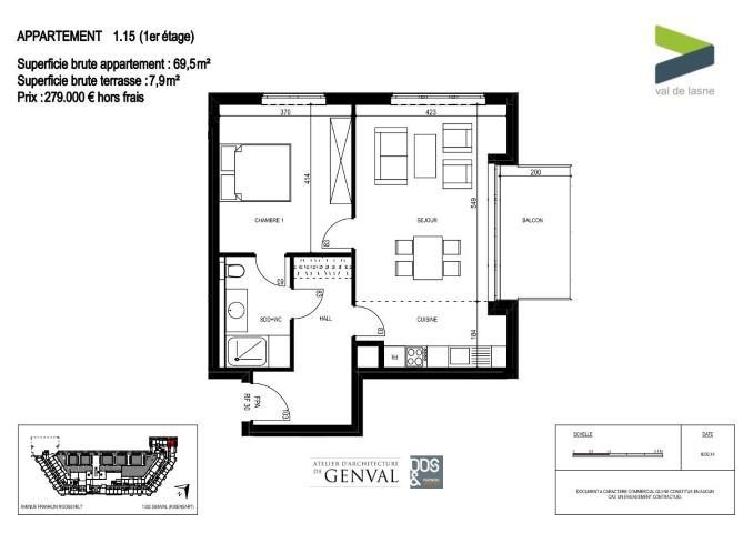 Appartement - Genval - #2285373-14