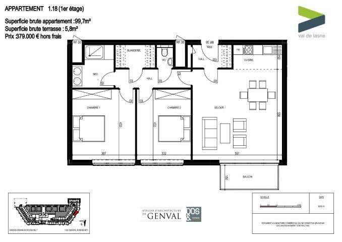 Appartement - Genval - #2285376-14