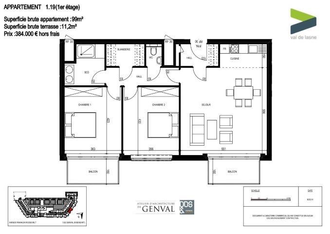 Appartement - Genval - #2285377-10