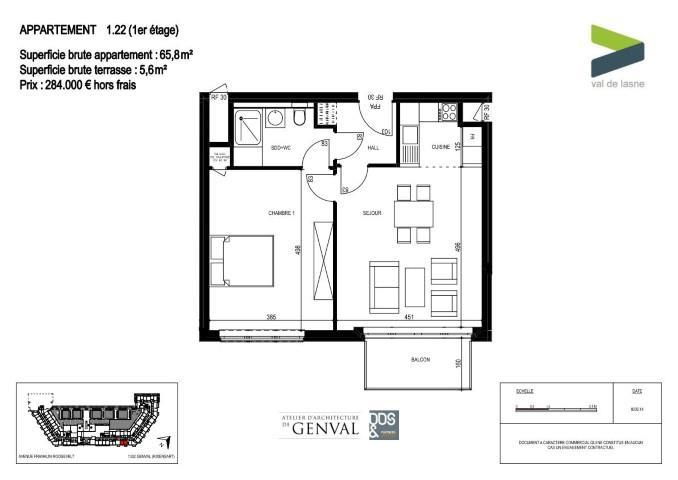 Appartement - Genval - #2285380-14