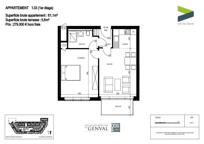 Appartement - Genval - #2285388-14