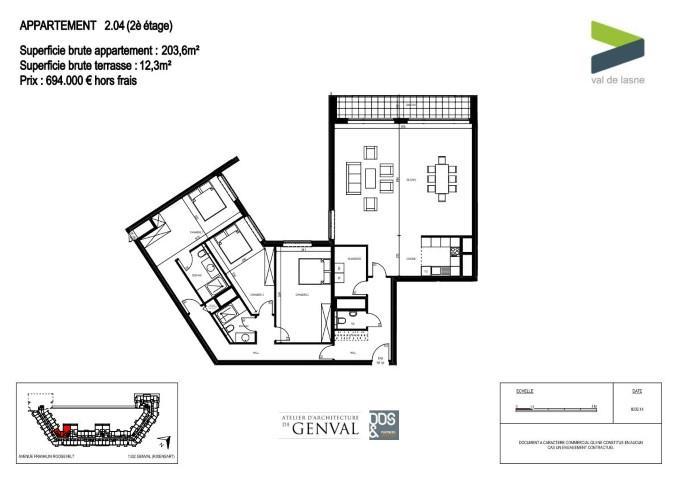 Appartement - Genval - #2285393-14