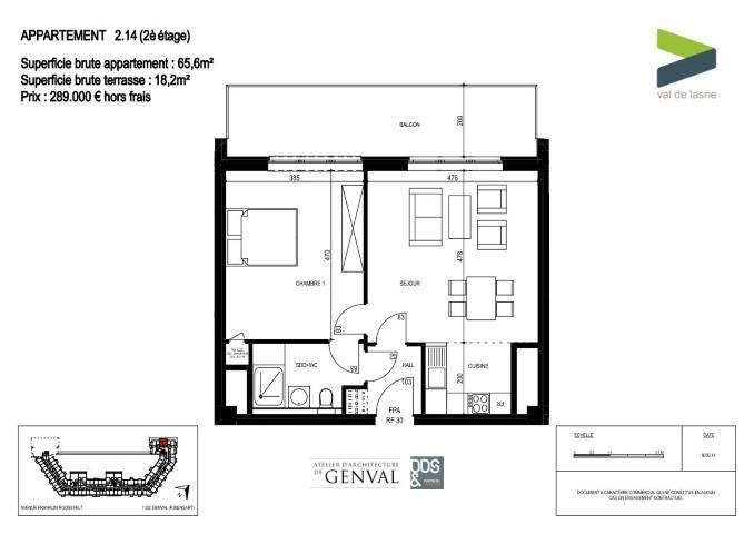 Appartement - Genval - #2285400-14