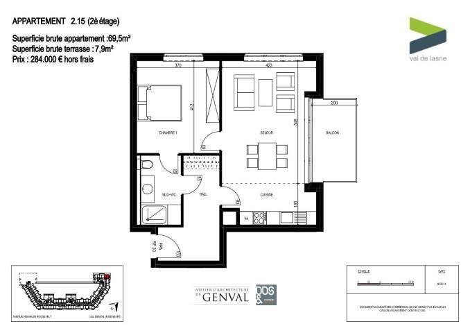 Appartement - Genval - #2285401-14