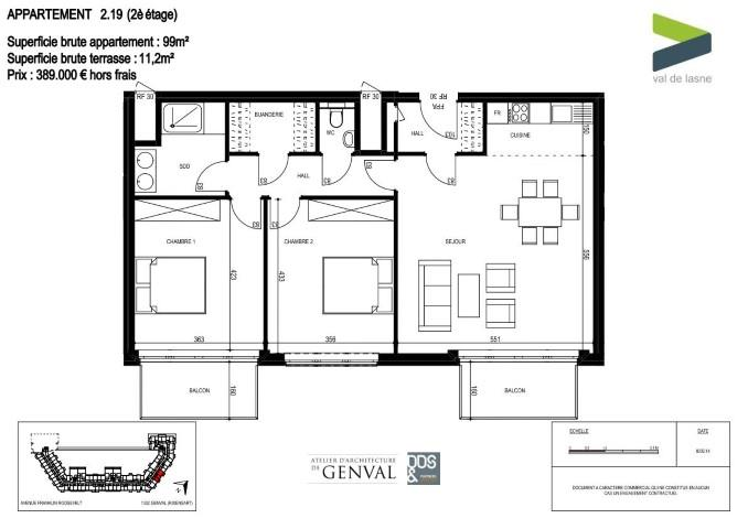 Appartement - Genval - #2285405-14