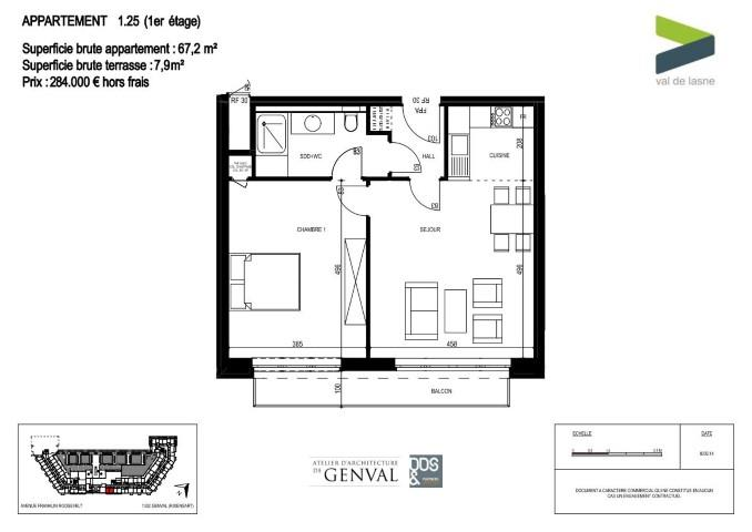 Appartement - Genval - #2285411-6