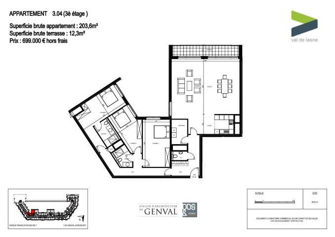 Appartement - Genval - #2285423-8