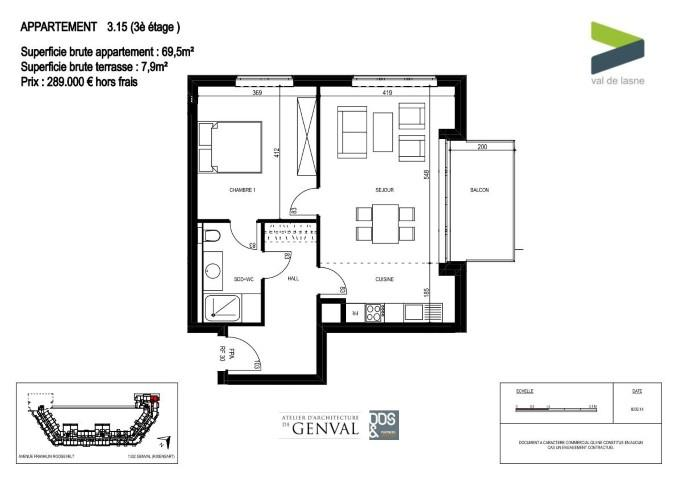 Appartement - Genval - #2285431-14