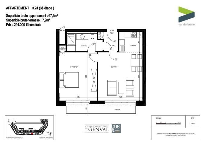 Appartement - Genval - #2285434-14