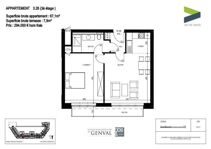 Appartement - Genval - #2285436-13