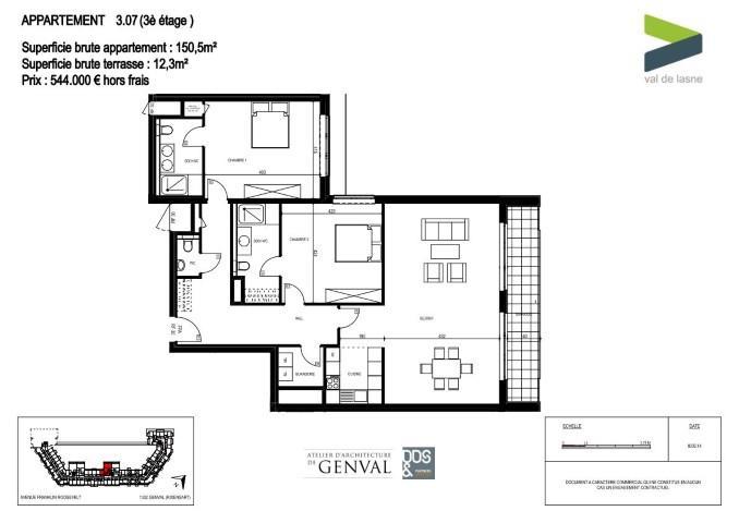 Appartement - Genval - #2285443-14
