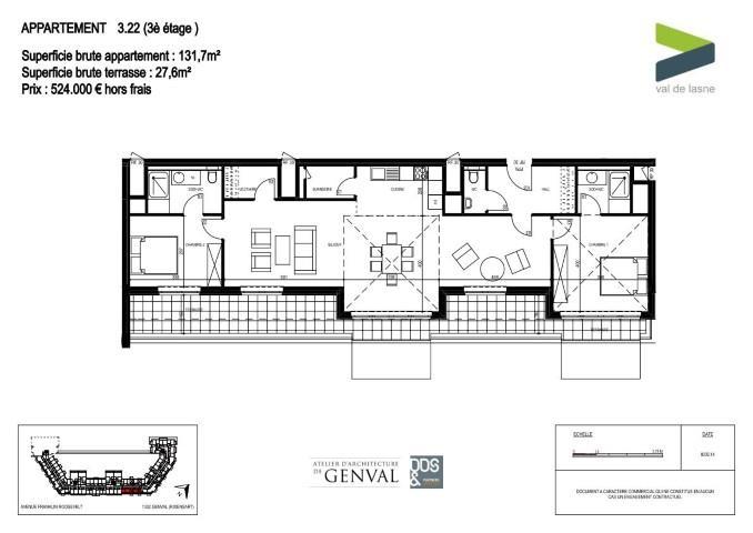 Appartement - Genval - #2285453-14