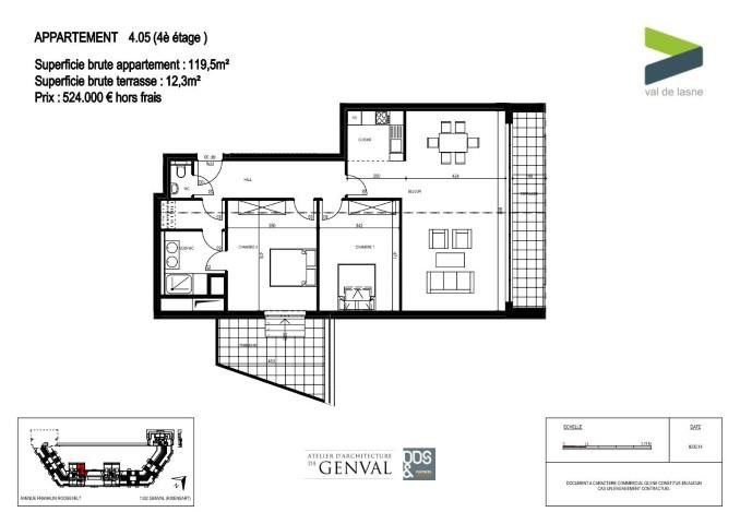 Appartement - Genval - #2285456-10