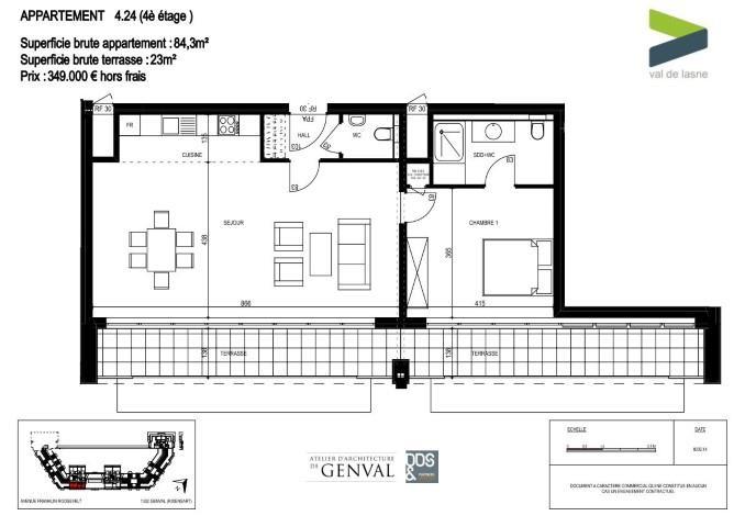 Appartement - Genval - #2285461-15
