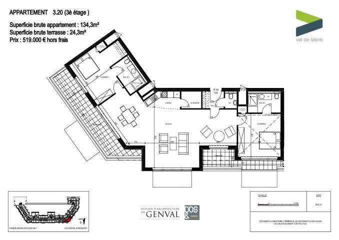 Appartement - Genval - #2285463-11