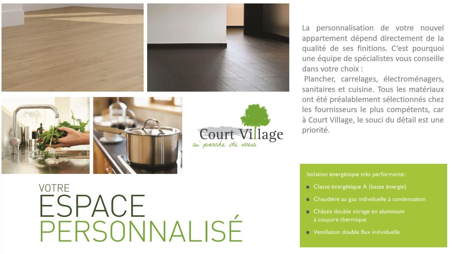 Appartement - Court-Saint-Etienne - #3171520-10