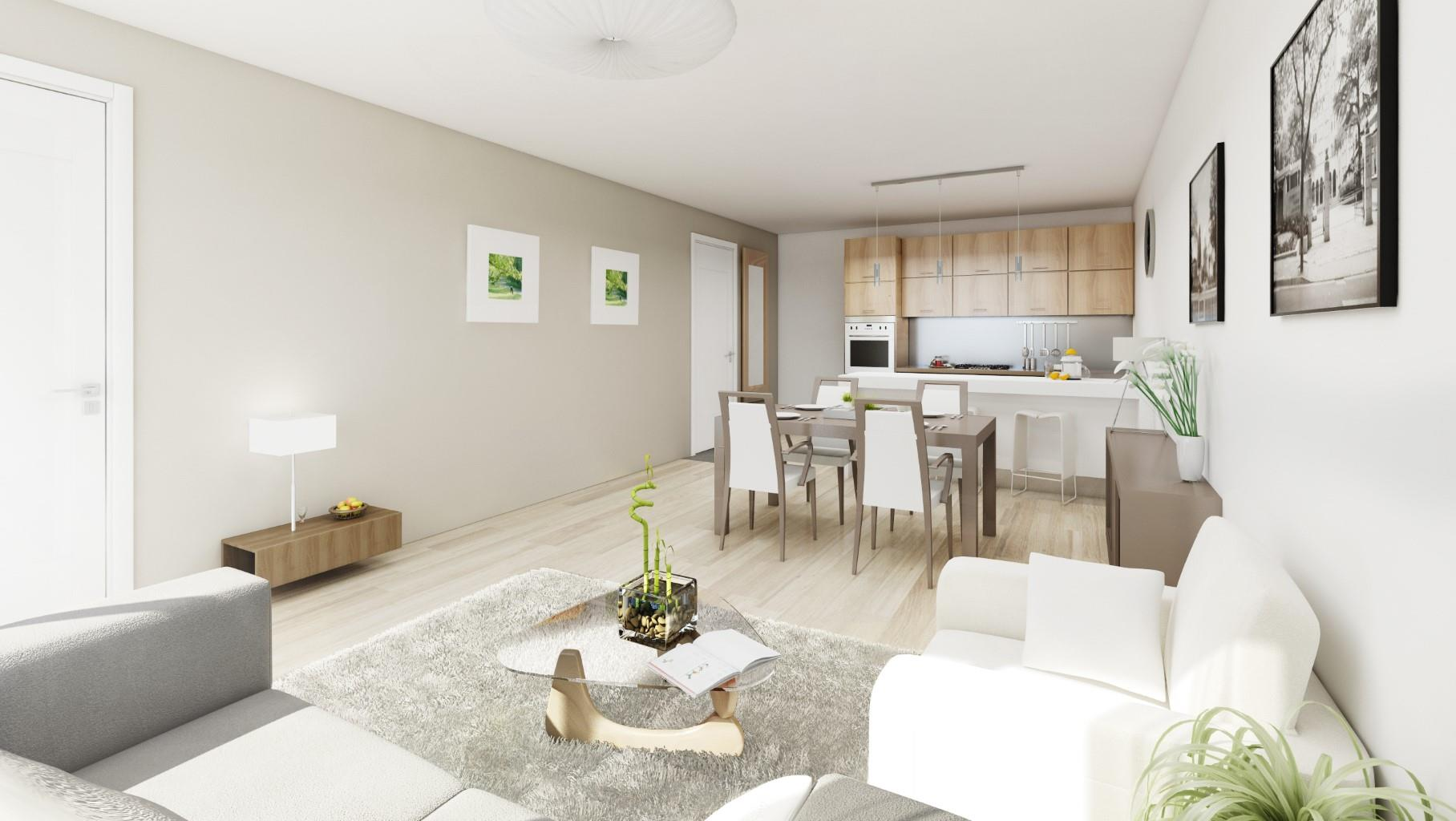 Appartement - Court-Saint-Etienne - #3171669-3
