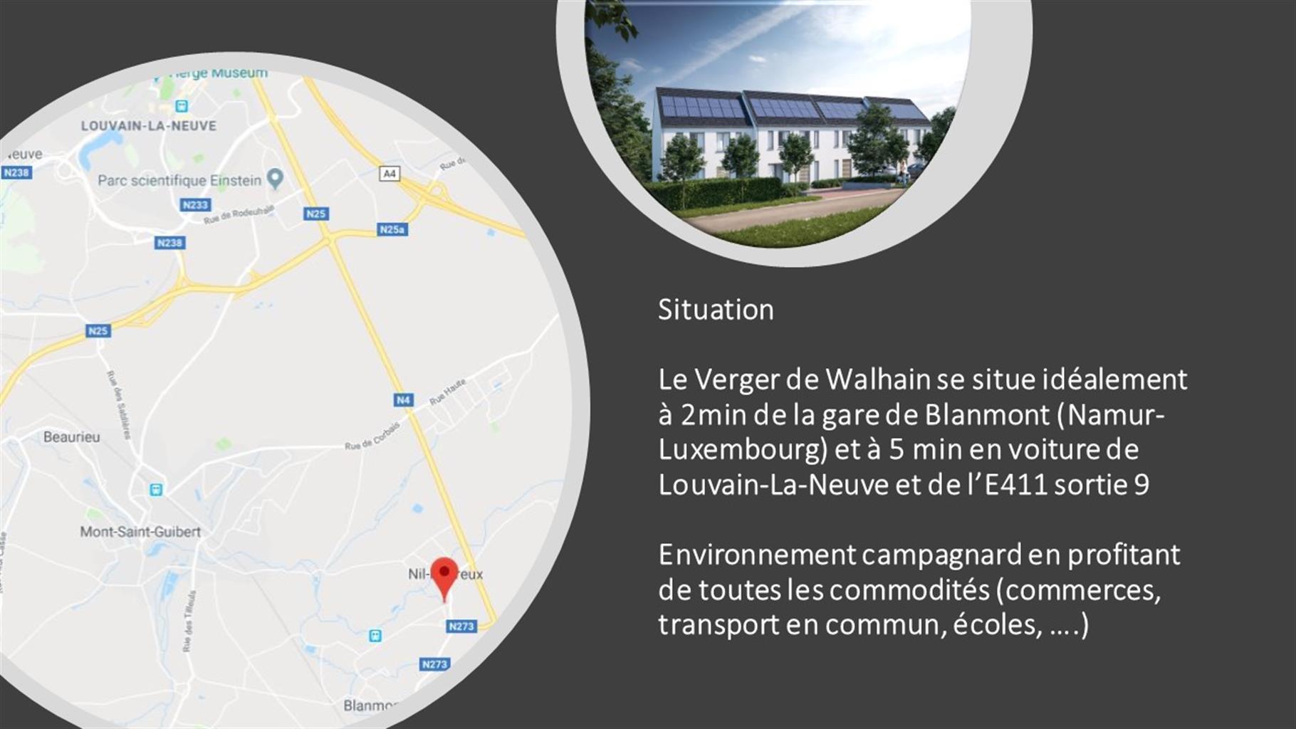 Maison - Walhain - #3465316-1