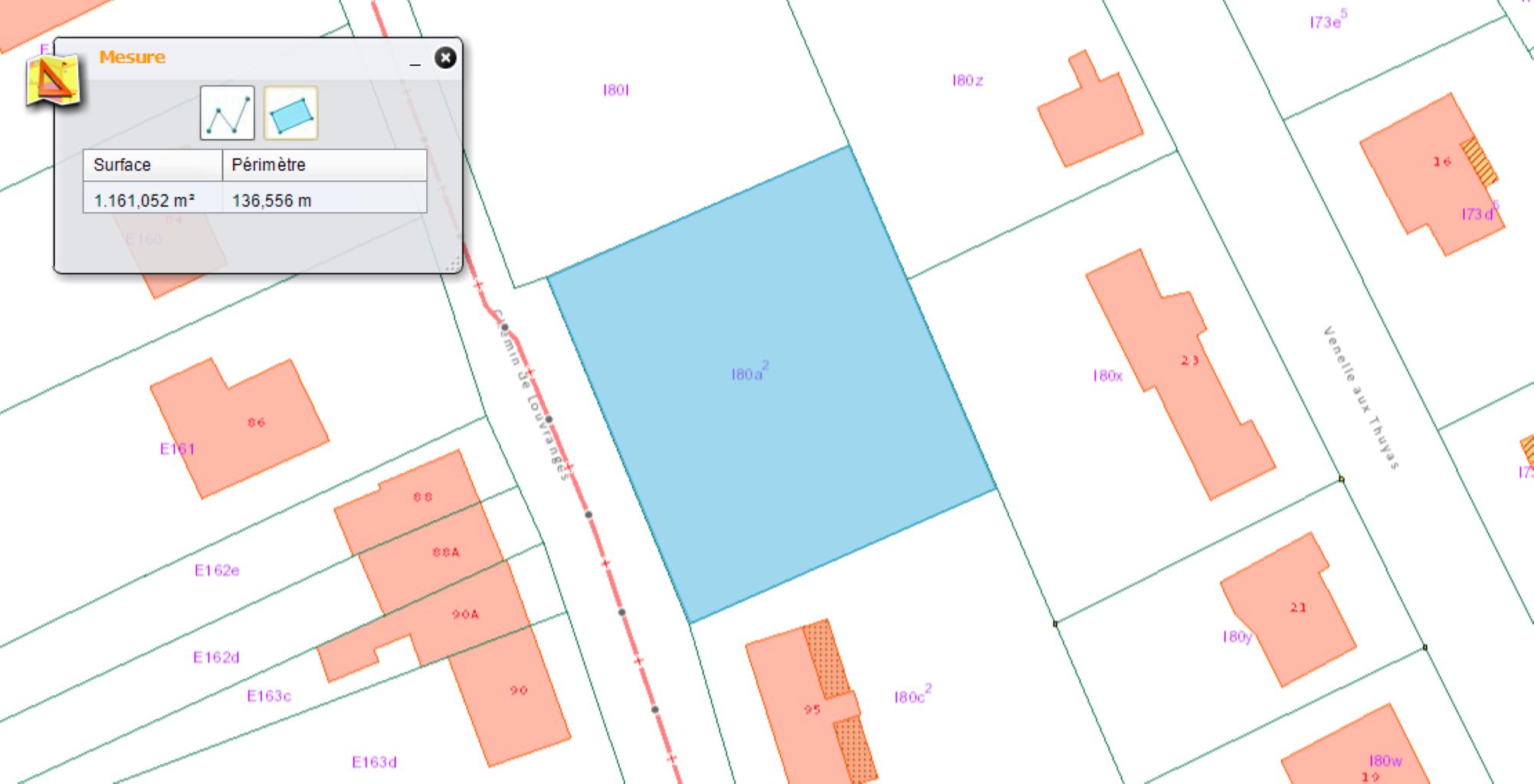 Terrain à bâtir - Ottignies-Louvain-la-Neuve - #3591481-9