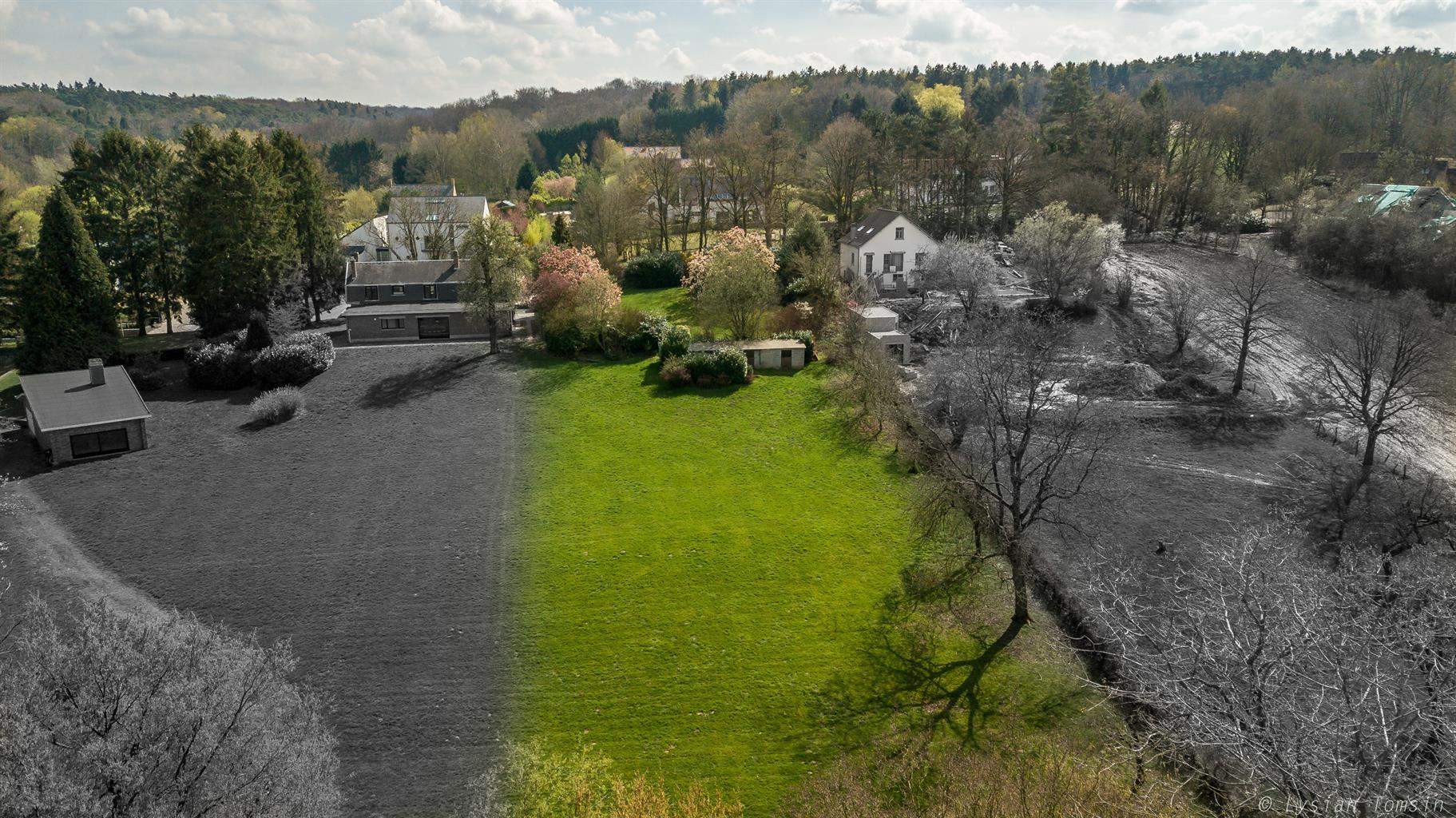 Terrain à bâtir - Rixensart Rosières - #3725544-2