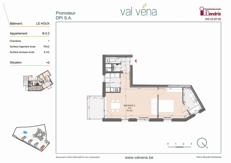 Appartement - Wavre - #3746558-0