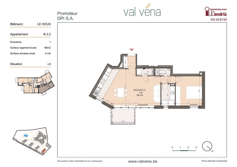 Appartement - Wavre - #3746577-0