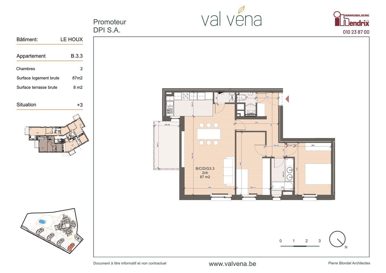 Appartement - Wavre - #3746594-0