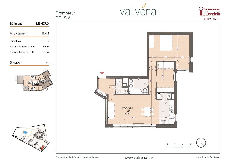 Appartement - Wavre - #3746628-0