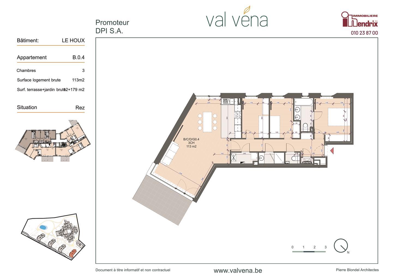 Appartement - Wavre - #3746633-0