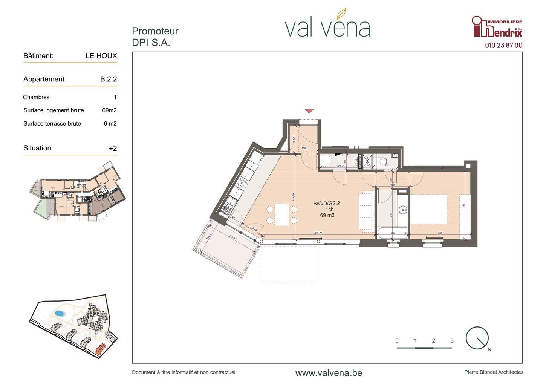 Appartement - Wavre - #3746637-0