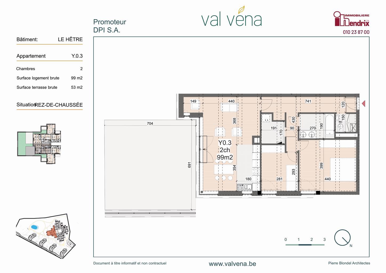 Appartement - Wavre - #3746650-0
