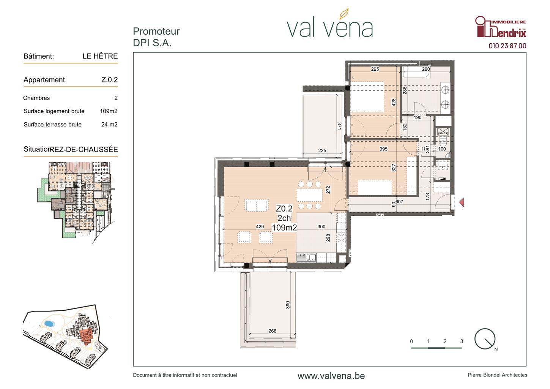 Appartement - Wavre - #3746653-0