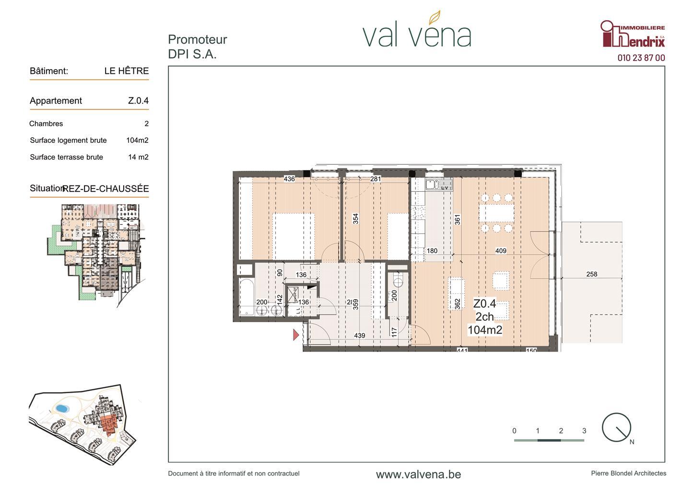 Appartement - Wavre - #3746655-0
