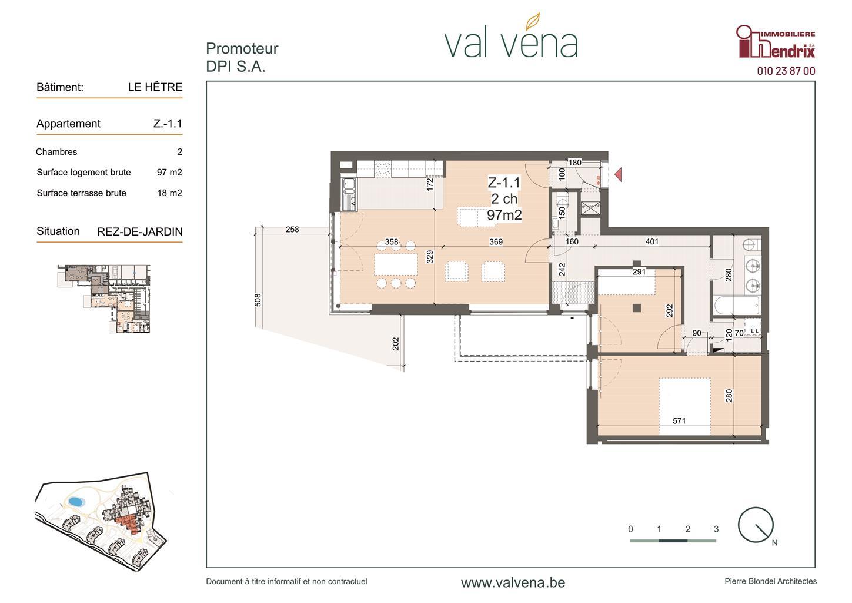 Appartement - Wavre - #3746679-0