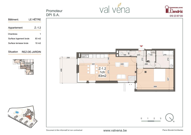 Appartement - Wavre - #3746680-0