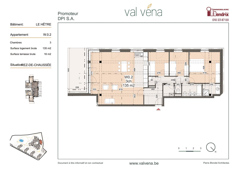 Appartement - Wavre - #3746683-0