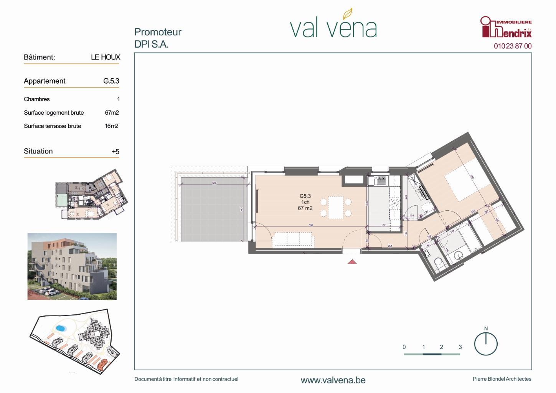 Appartement - Wavre - #3746696-0