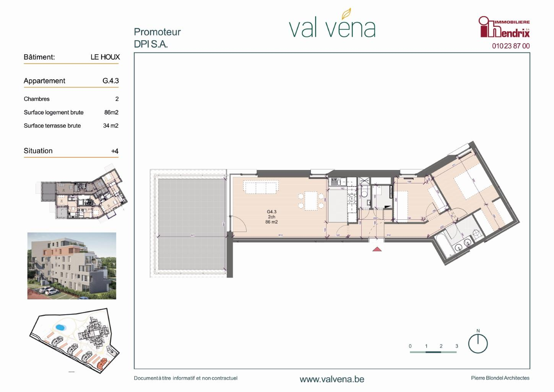 Appartement - Wavre - #3746697-0