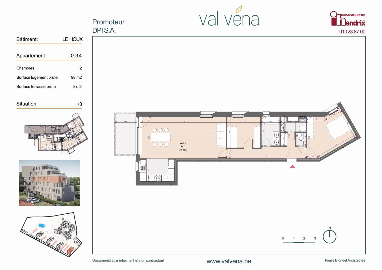 Appartement - Wavre - #3746698-0