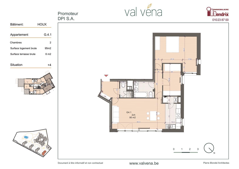 Appartement - Wavre - #3746699-0