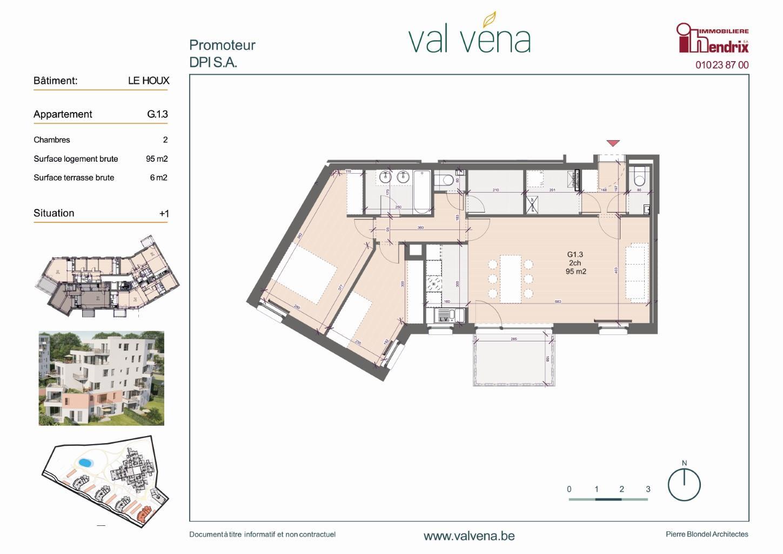 Appartement - Wavre - #3746702-1
