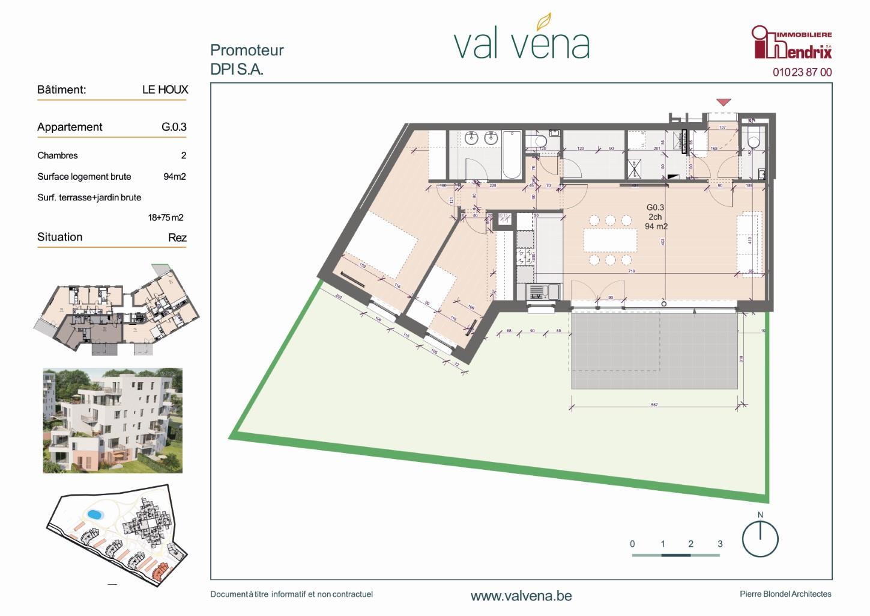 Appartement - Wavre - #3746713-2