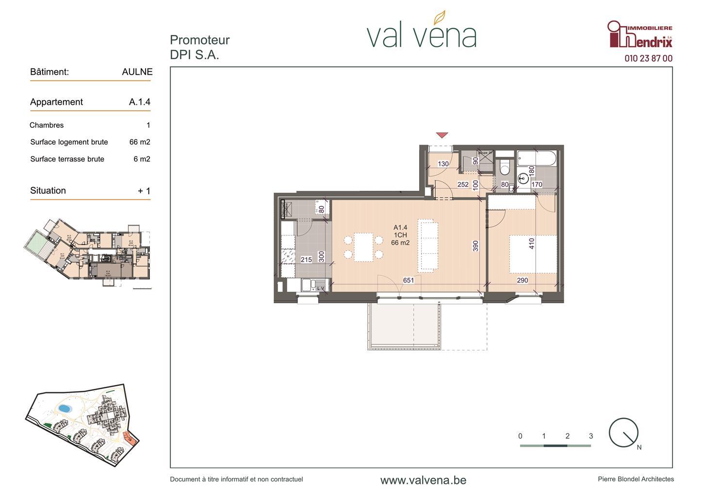 Appartement - Wavre - #3746721-0