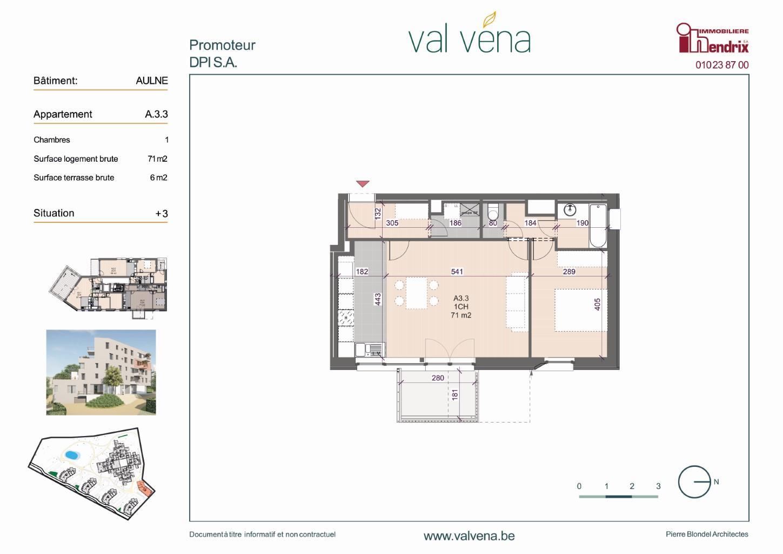 Appartement - Wavre - #3746723-0