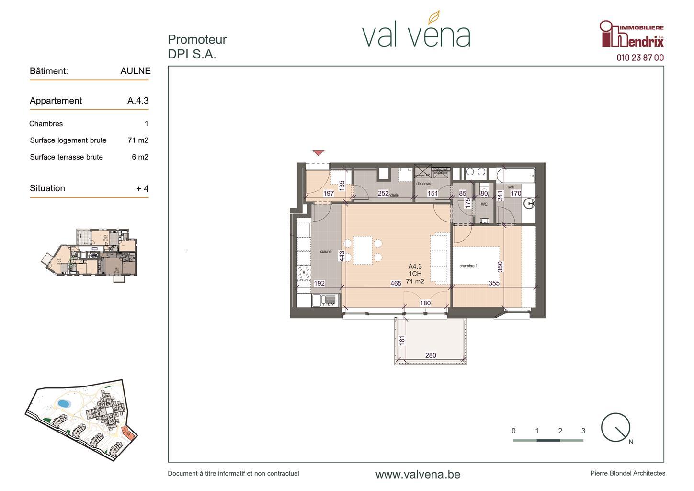 Appartement - Wavre - #3746724-0