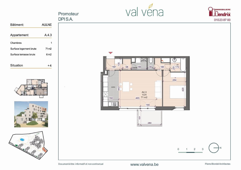 Appartement - Wavre - #3746724-1