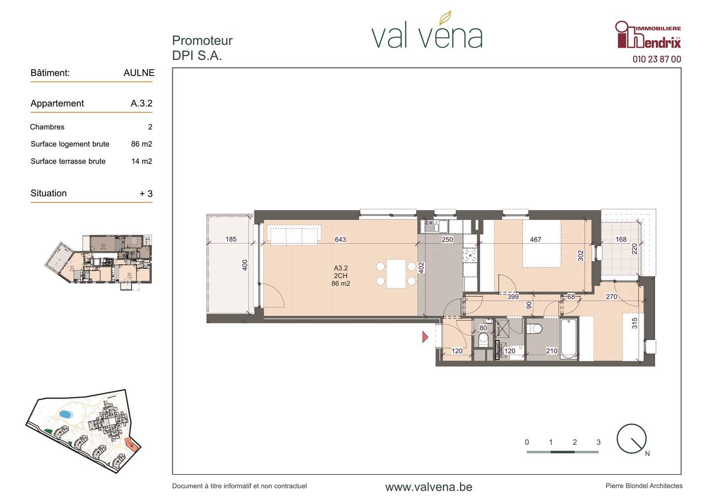 Appartement - Wavre - #3746729-0