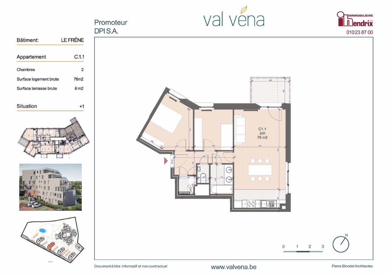 Appartement - Wavre - #3746745-1