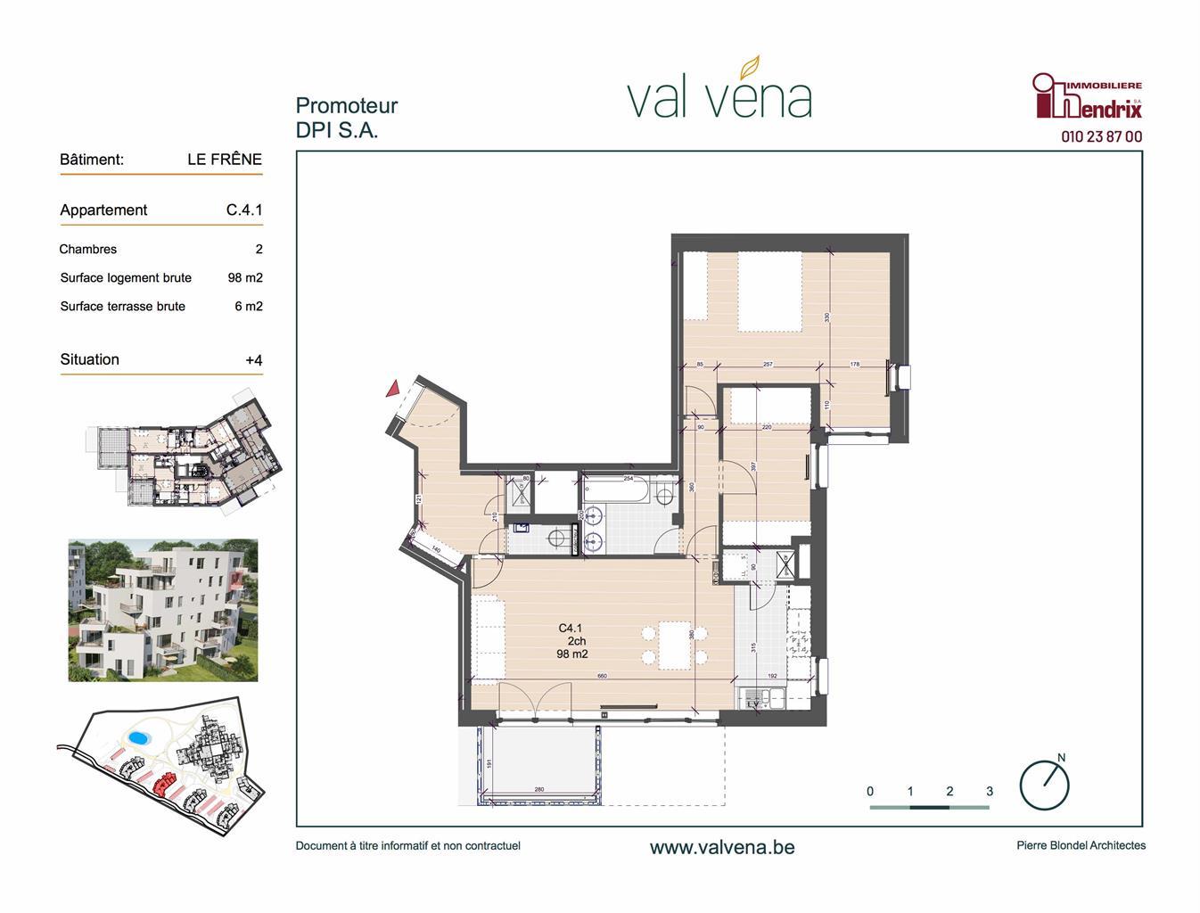 Appartement - Wavre - #3746752-1